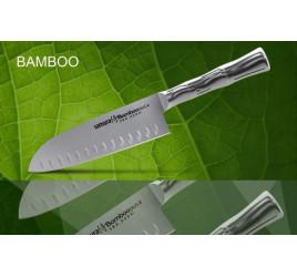 Нож кухонный Сантоку Samura Bamboo