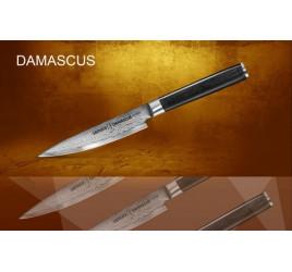 Нож кухонный стальной универсальный Samura Damascus SD-0021/16