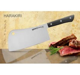 Топорик для рубки Samura Harakiri, рук. черный ABS-пластик