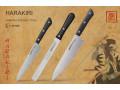 Набор из 3 кухонных ножей Samura Harakiri