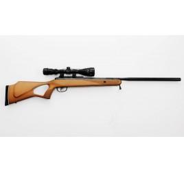 Пневматическая винтовка Crosman Trail NP коричневая