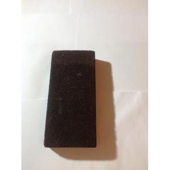 Брусок синтетический для заточки ножей электрокорунд с алмазной крошкой 125/60/30 мм  400 грит