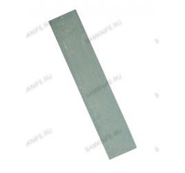 Брусок доводочный, электрокорунд, 200х10х35 мм, 80 грит